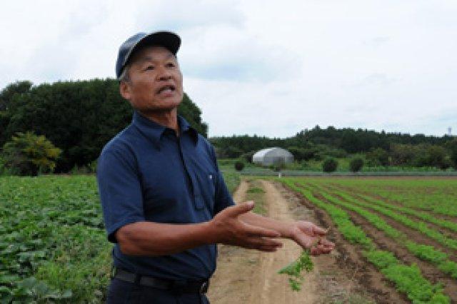 """""""安全性""""を重視した農業への転換"""