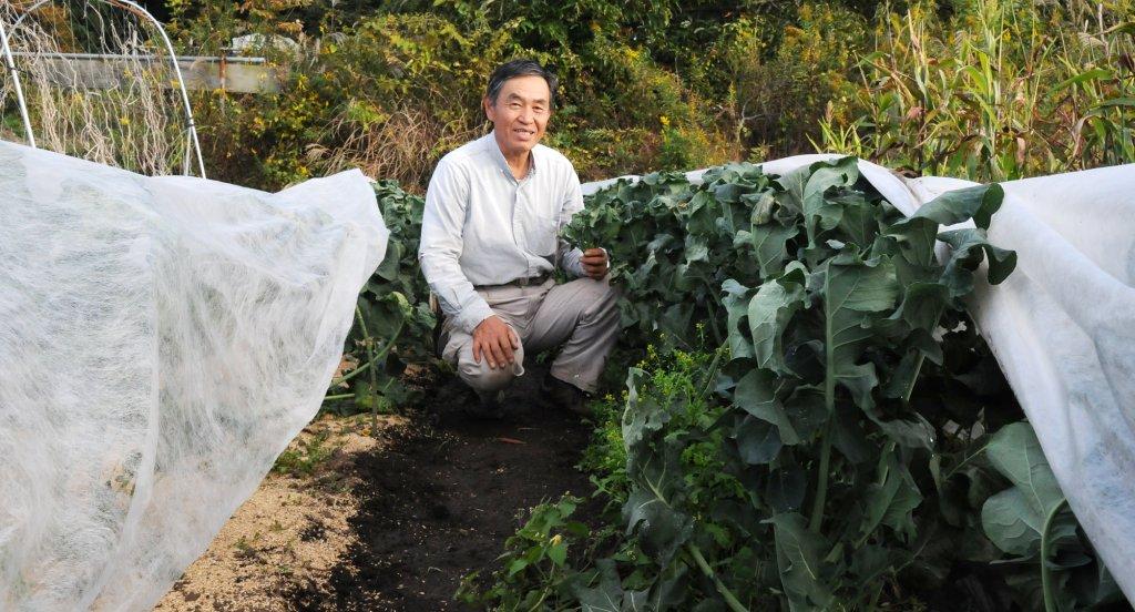 農業を目指す人を育てる場所を作りたい! 涌井義郎さん(笠間市)