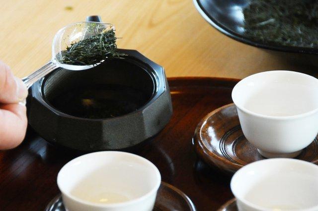 おいしいお茶の淹れ方