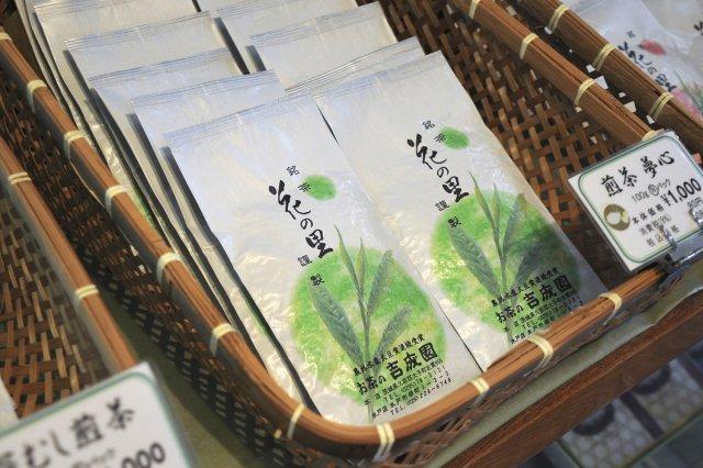 日本茶ソムリエ