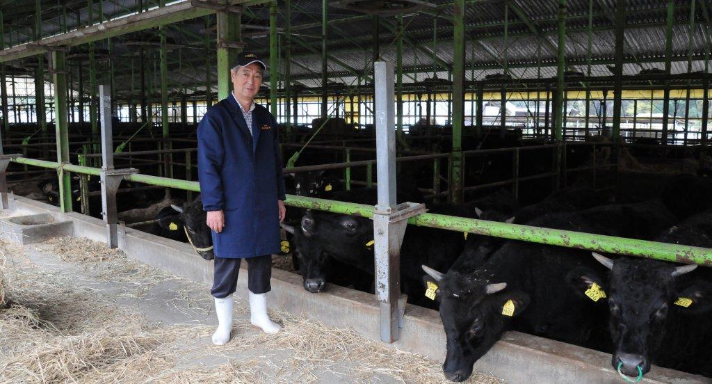 ご褒美、ごちそうに、ぜひ常陸牛を! 橋本武二さん(茨城町)