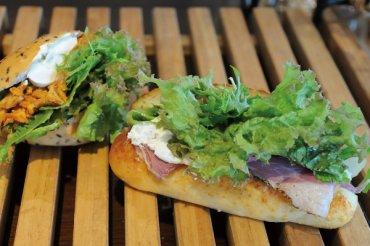 栗原農園の野菜を使ったパン
