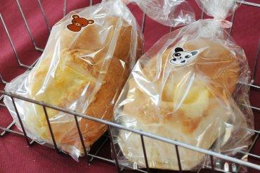 手作りパン(チーズ)