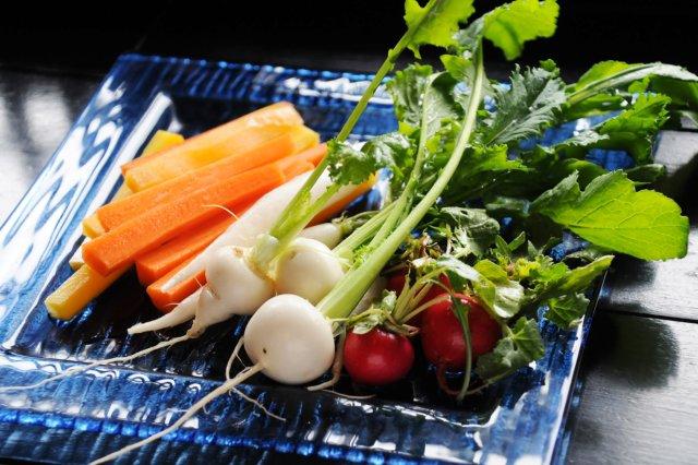 シモタファームの野菜