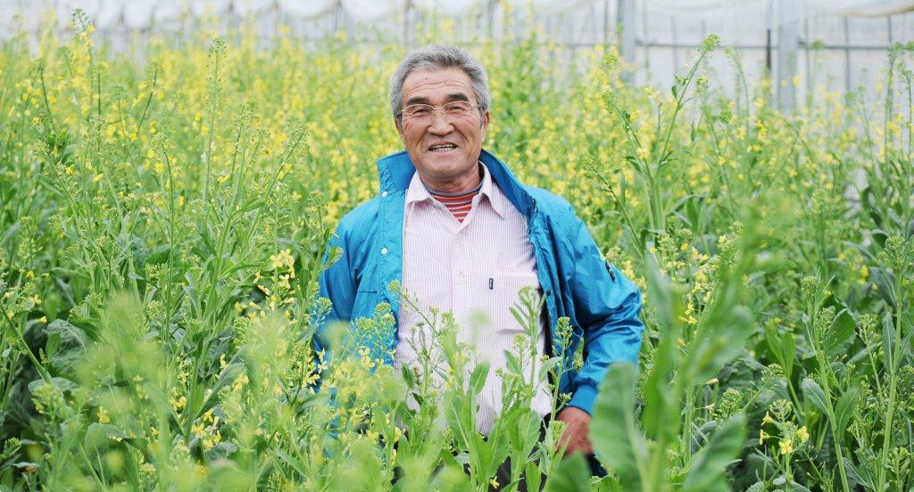 農家は総合科学 霜多増雄さん(取手市)