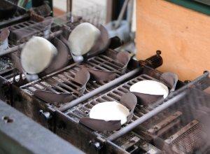 手焼き製法