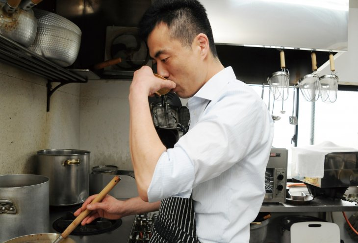 kitchen晴人 永井智一さん