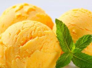小美玉SUN完熟マンゴーアイスクリーム