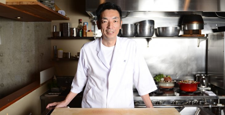 日本料理 雄 いばらき食のアンバサダー 佐藤雄一さん(東京都)