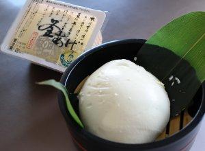 釜あげ豆腐
