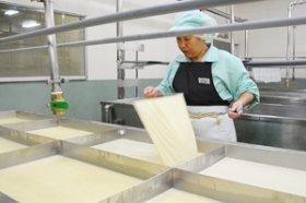 奥久慈ゆばの里 茨城県が誇るゆばの伝統の技と味