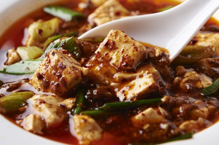 鸞鳳 麻婆豆腐