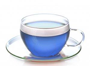 しょうがマローブル茶