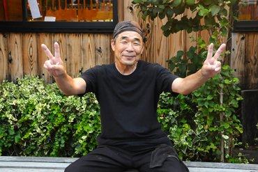 「とんかつ専門店とん」の生田目泉さん