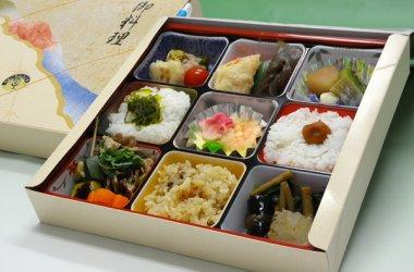 茨城の四季彩懐石弁当