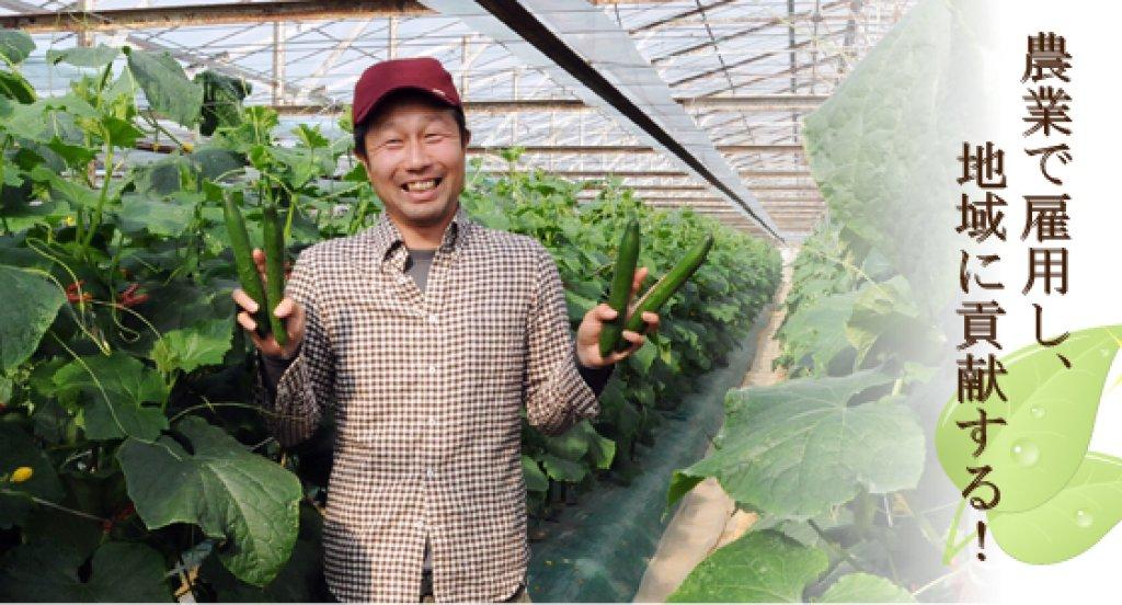次の世代が継ぎたい農業を築く 尾見 喜信さん(筑西市)