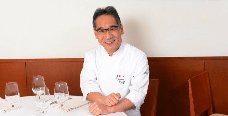 ピアットスズキ オーナーシェフ いばらき食のアンバサダー 鈴木弥平さん(東京都)