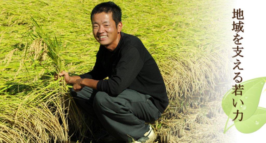 高齢化の進む地域の農業を支える 小林 大輔さん(那珂市)