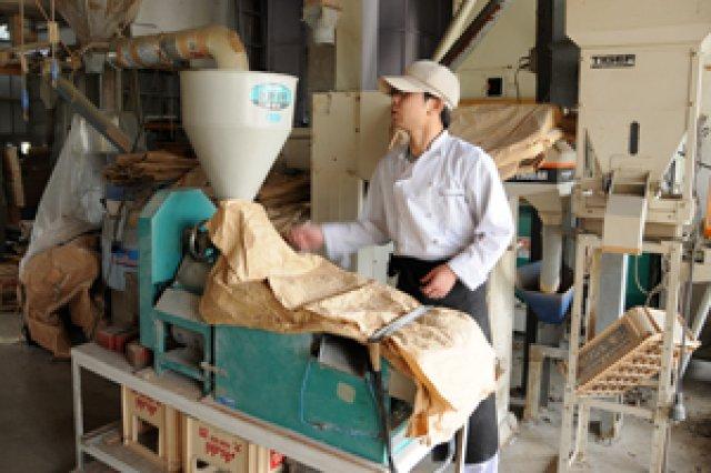 農家が作る体にやさしいパン