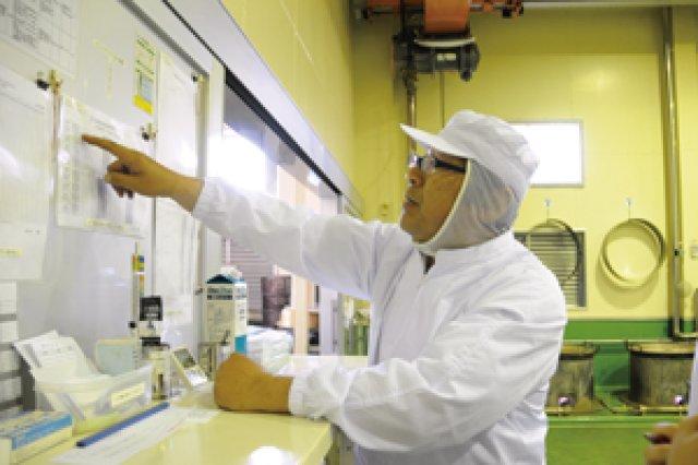 業界初のISO22000(食品安全マネジメントシステム)を取得
