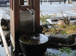 「ゆば壱」天然水