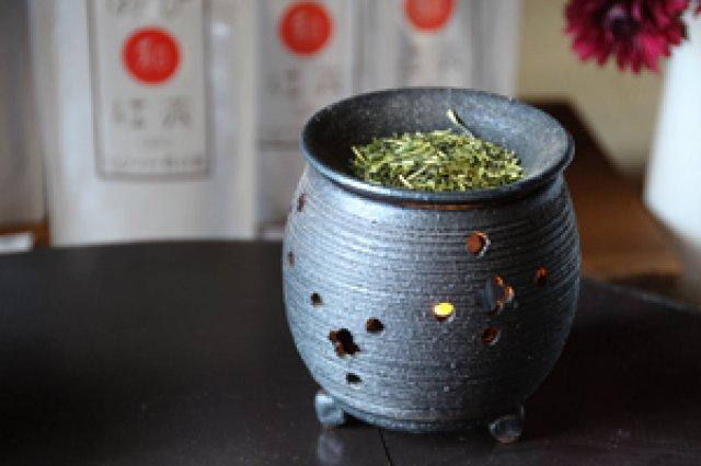 お茶作りの魅力1