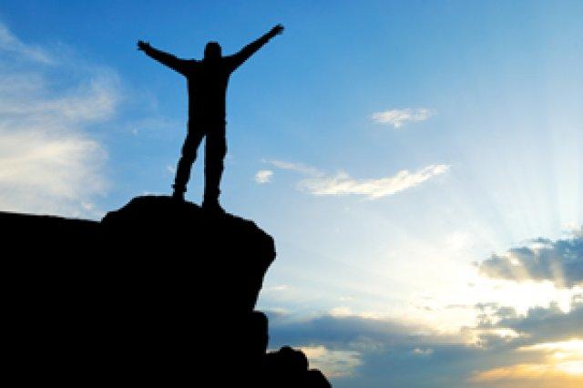 登山とマラソンで体を鍛える