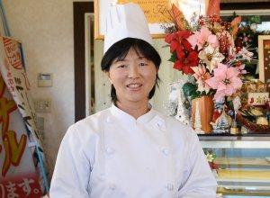 究極のメロンパン 大槻慶子さん