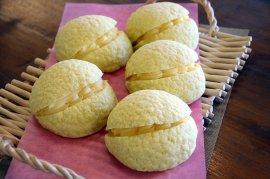 究極のメロンパン5個入り(冷凍)