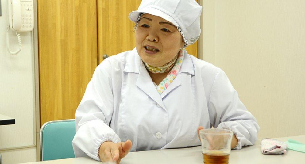 ウィマム 横島幸子さん