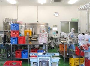 小美玉食品ふるさと公社 加工工場