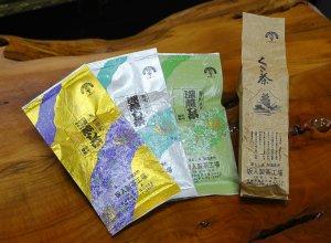 坂入製茶園のお茶