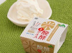 米醗酵アイス