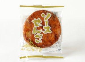 椎名米菓 ソースせんべい