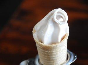 四万騎農園 マロンソフトクリーム