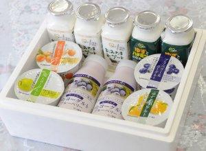 小美玉ふるさと食品公社セット商品イメージ