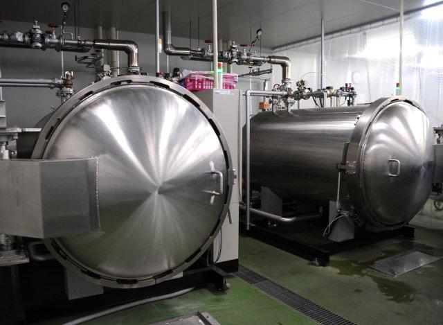 干物屋さんの焼魚 製造機械