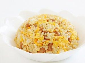 スタミナ水戸納豆調理イメージ