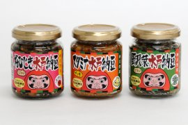 スタミナ水戸納豆シリーズ3種