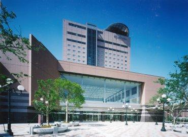 鹿島セントラルホテル 外観