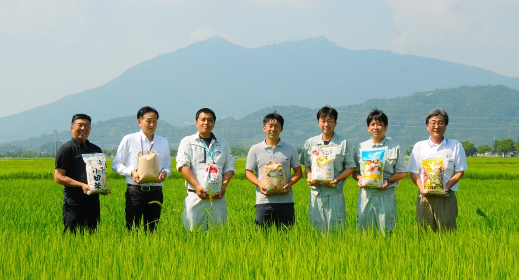 茨城県 県南地域「地域オリジナル米」販売促進協議会 小久保 貴史さん(つくば市)