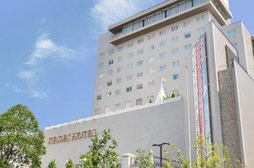 水戸京成ホテル 外観