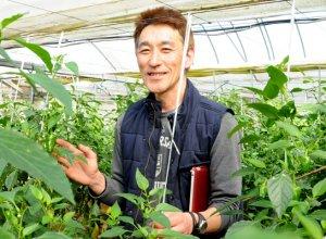 株式会社 agri new winds 代表 飯田 等さん