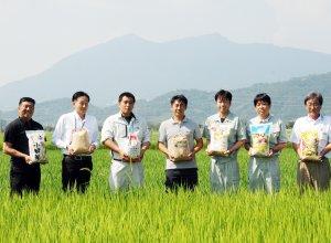 茨城県南地域『地域オリジナル米』販売促進協議会メンバー