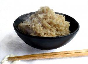 玄米ごはんイメージ