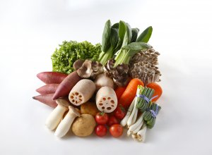 JAなめがたしおさいの農産物イメージ