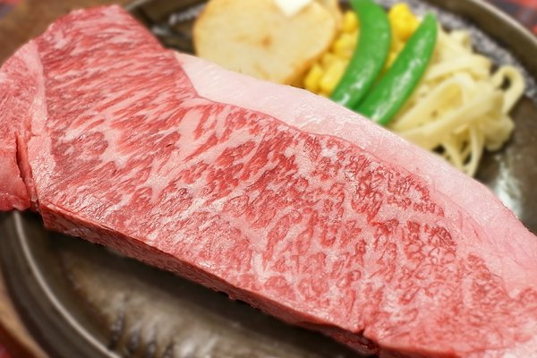 常陸牛のサーロインステーキ 素材