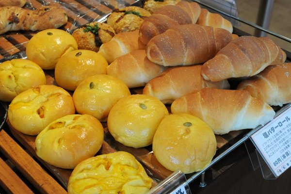 パン工房ぐるぐるのパン