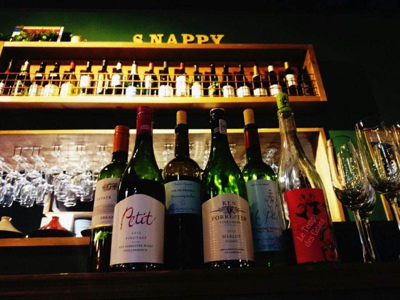 SNAPPY ワイン
