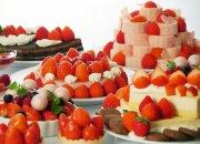 水戸京成ホテルの「イチゴのスイーツブッフェ」♪の巻